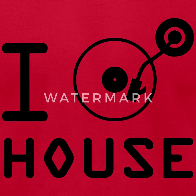 I play house music i love house music i heart house for I love house music