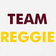 Design ~ Ladies Team Reggie - White