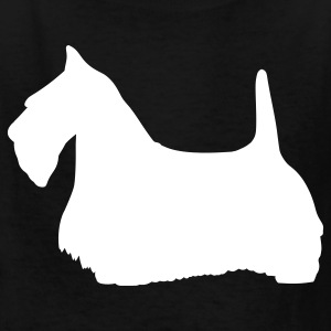 Scottish Terrier - Scottie Dog Kids' Shirts - Kids' T-Shirt