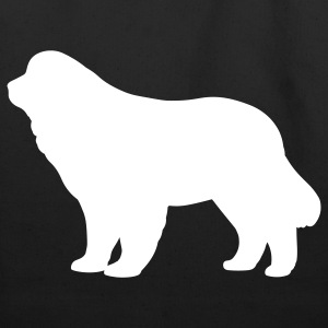 Newfoundland Dog Bags  - Eco-Friendly Cotton Tote