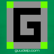 Design ~ Guude Men's Ringer T-Shirt