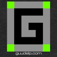 Design ~ Guude Men's Tri-Blend Vintage T-Shirt