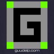 Design ~ Guude Men's Zipper Hoodie