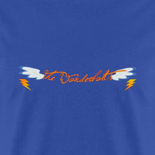 Wonderbolts Tour Shirt (logo only)