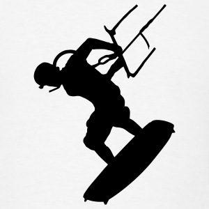 kitesurfen, windsurf  2 T-Shirts - Men's T-Shirt