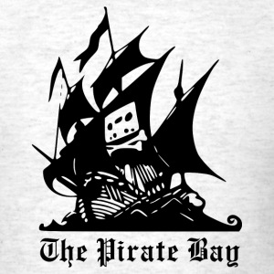 The Pirate Bay T-Shirt - Men's T-Shirt