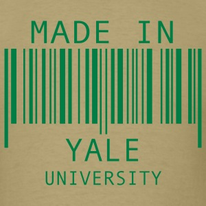 Made in Yale University T-Shirts - Men's T-Shirt