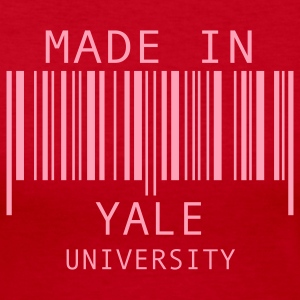 Made in Yale University Long Sleeve Shirts - Women's Long Sleeve Jersey T-Shirt