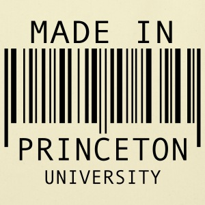 Made in Princeton University Bags  - Eco-Friendly Cotton Tote