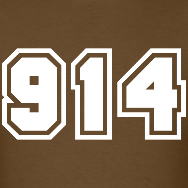 Area Code 914 Shirt by New York Old School