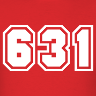 Design ~ Area Code 631 Shirt by New York Old School