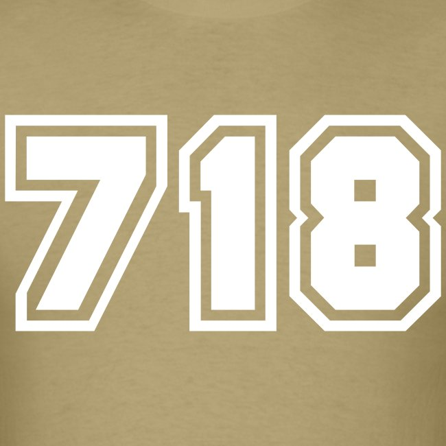Area Code 718 Shirt by New York Old School