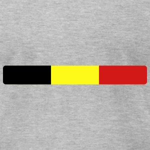 Belgium (V) T-Shirts - Men's T-Shirt by American Apparel