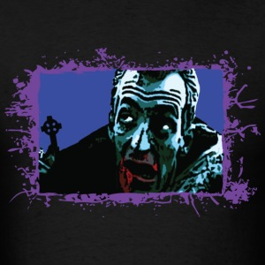 Night of the Living Dead - Graveyard Zombie T-Shirts - Men's T-Shirt