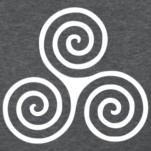 TRIPLE SPIRAL LEFT | Women's standard weight shirt - Women's T-Shirt