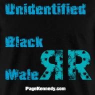 Design ~ Unidentified Black Male