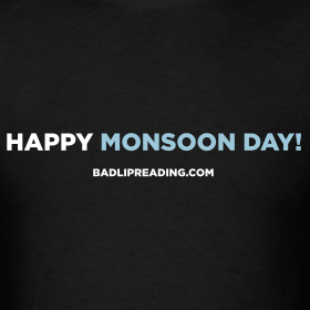 Design ~ HAPPY MONSOON DAY!