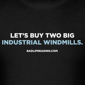 Design ~ WINDMILLS.