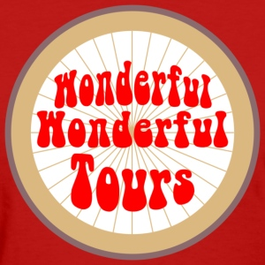 Wonderful Wonderful Tours Women's T-Shirts - Women's T-Shirt