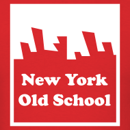 Design ~ New York Old School Logo Shirt by New York Old School
