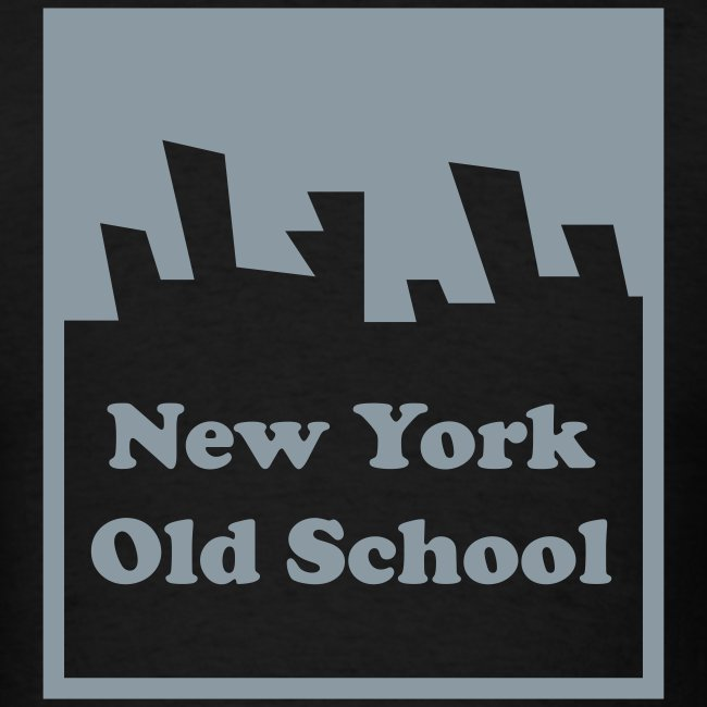 New York Old School Logo Shirt by New York Old School
