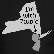 Design ~ I'm with Stupid (NJ)