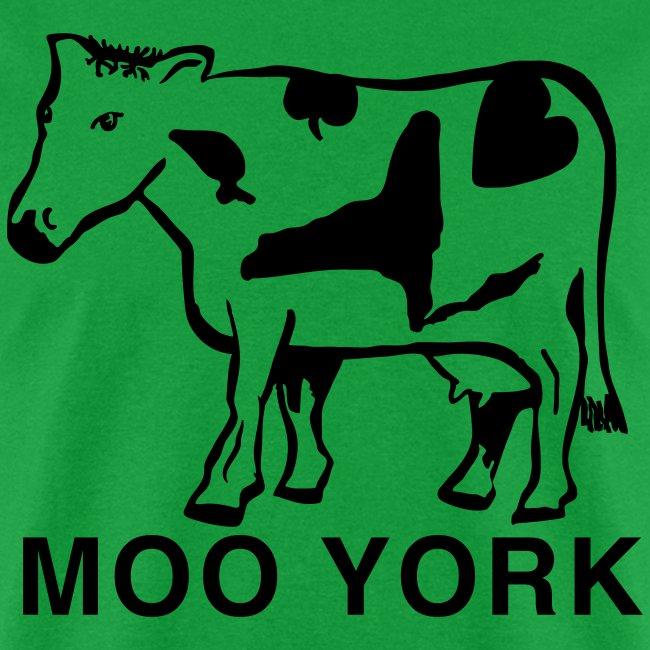 Moo York Shirt by New York Old School