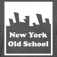Design ~ New York Old School Logo Shirt by New York Old School