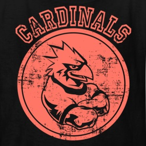 Custom Cardinals Sports Team Graphic Kids' Shirts - Kids' T-Shirt