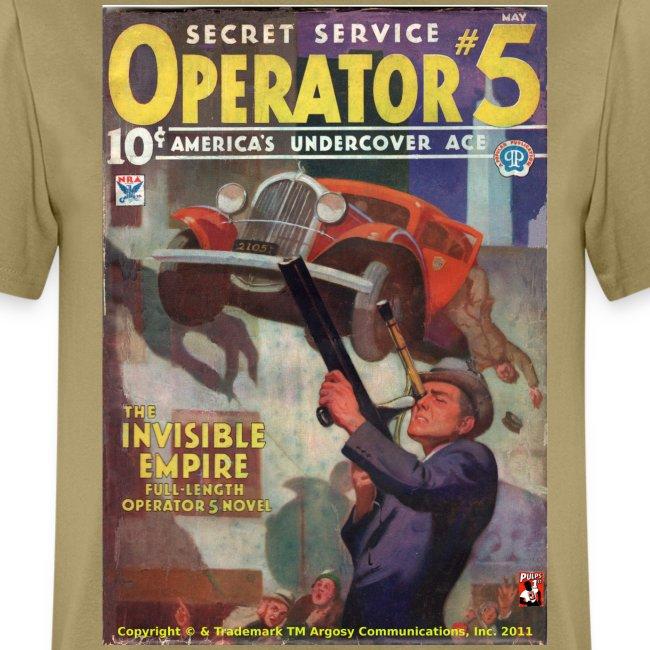 Operator #5 Invisble Empire