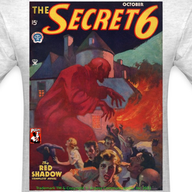 Secret 6: The Red Shadow