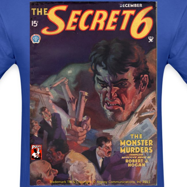 Secret 6: The Monster Murders