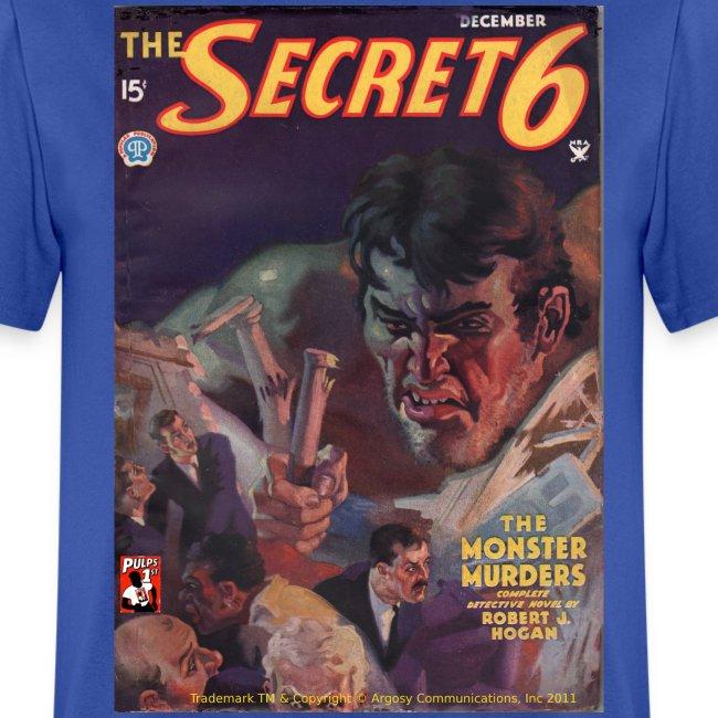 Secret 6: The Monster Murders