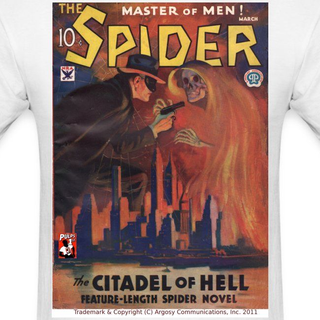 The Spider: Citadel of Hell