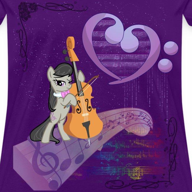 Octavia shirt  (Fillies' shirt - standard weight)