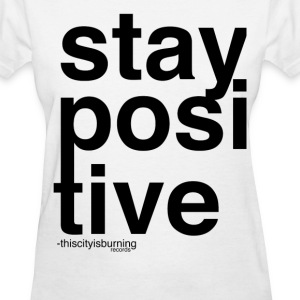Stay Positive Sweater - Women's T-Shirt