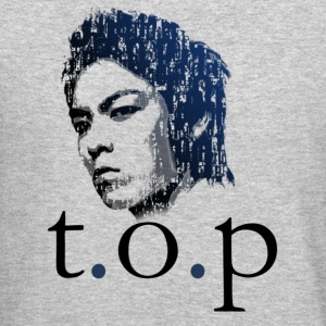 Big Bang - T.O.P Typography - Crewneck Sweatshirt