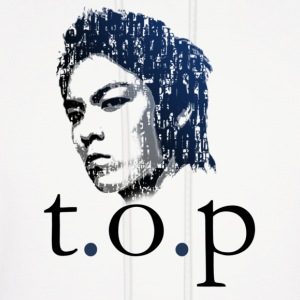Big Bang - T.O.P Typography - Men's Hoodie