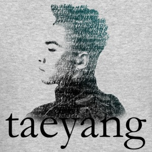 Big Bang - Taeyang Typography - Crewneck Sweatshirt
