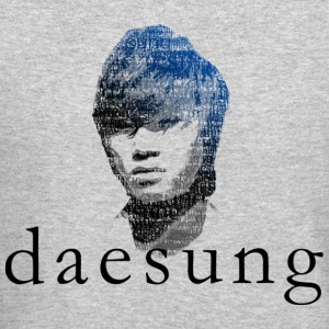 Big Bang - Daesung Typography - Crewneck Sweatshirt