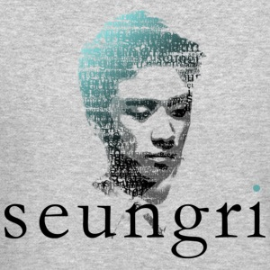 Big Bang - Seungri Typography - Crewneck Sweatshirt