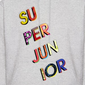 SJ - Mr. Simple - Men's Hoodie