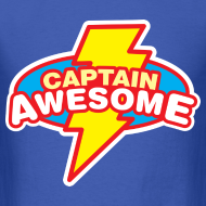 Design ~ Captain Awesome