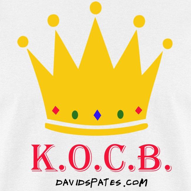 KOCB Color Crown  Men's Standard Weight T-Shirt