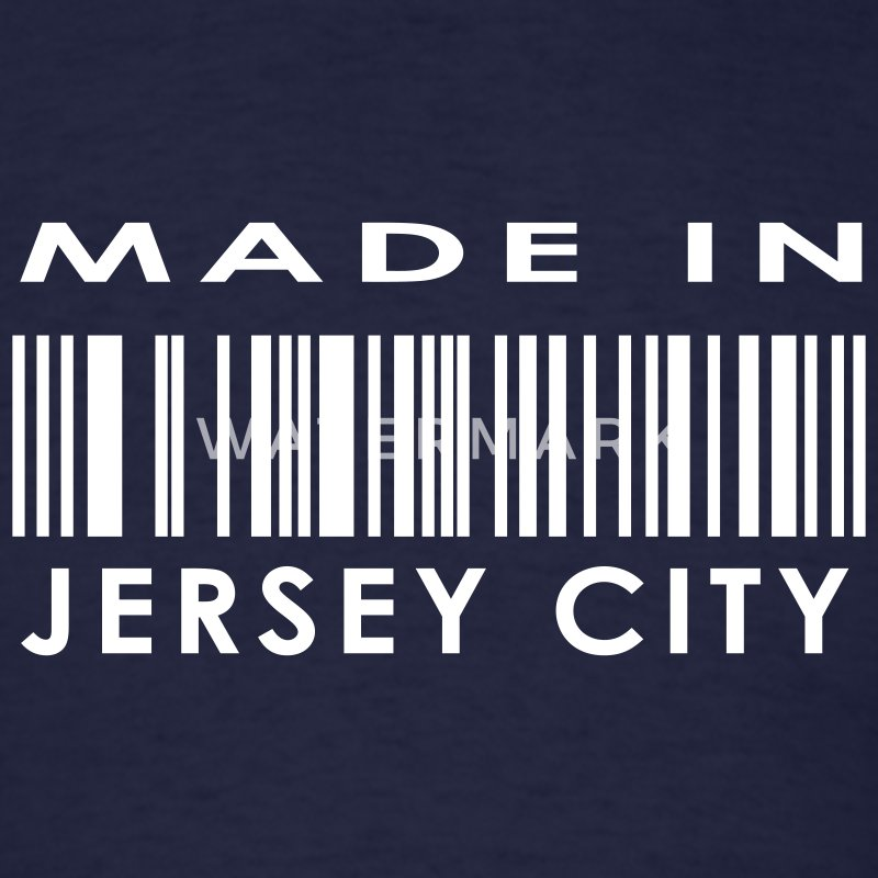 Made in Jersey City  T-Shirts - Men's T-Shirt