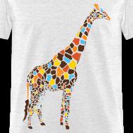 Design ~ Giraffe T-shirt