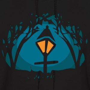 Night Lamp - Men's Hoodie