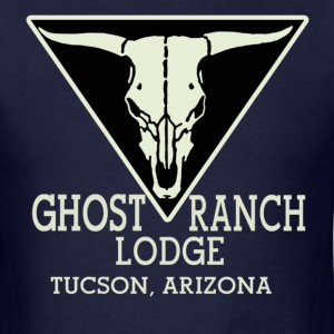 Ghost Ranch Lodge - Men's T-Shirt