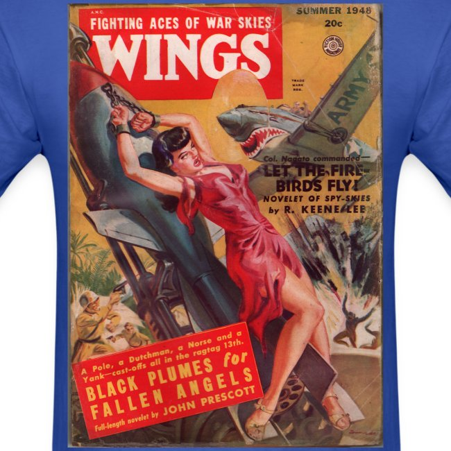 Wings Summer 1948