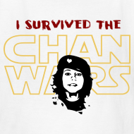 Design ~ I Survived the Chan Wars